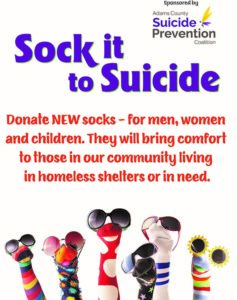 Sock it to Suicide